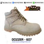 Sepatu Safety Dozzer-607, Sepatu Army Kombinasi Safety, Sepatu Safety Murah